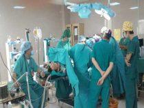 Lời cám ơn từ bệnh nhân Nguyễn Đắc Lớn đến Bệnh viện