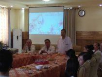 Ban Giám Đốc – Ban chấp hành Công đoàn Bệnh viện CTCH – PTTH Huế đã tổ chức buổi họp mặt thân mật chúc mừng ngày phụ nữ Việt Nam 20/10
