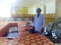 Chiều ngày 13/02/2020, Bệnh viện Chấn Thương Chỉnh Hình Phẫu Thuật Tạo Hình Huế tổ chức Tư vấn-Truyền thông giáo dục sức khỏe cho người nhà bệnh nhân về phòng chống dịch bệnh viêm phổi cấp do chủng mới của vi rút Corona( COVID-2019, nCoV)