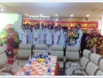 Sáng ngày 27/02/2020,Bệnh viện Chấn Thương Chỉnh Hình Phẫu Thuật Tạo Hình Huế tổ chức Tọa đàm kỷ niệm 65 năm Ngày Thầy thuốc Việt Nam.