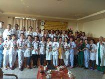 Bệnh viện Chấn Thương Chỉnh Hình Phẫu Thuật Tạo Hình Huế chào mừng 110 năm ngày Quốc tế phụ nữ (08/03/1910 – 08/03/2020)