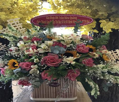 Gia đình Bệnh nhân Trần Hữu Quảng chân thành cám ơn đội ngũ  Y Bác sĩ Bệnh viện